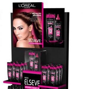 L'Oréal Paris - Materiais de Comunicação para Ponto-de-Venda